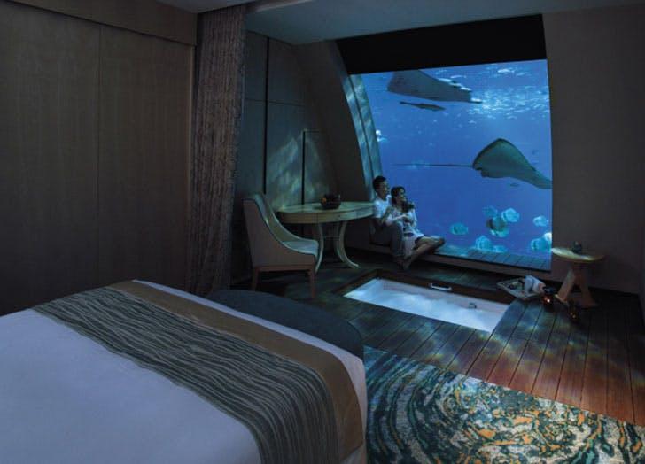 Ocean Suites Bedroom Sentosa Singapore