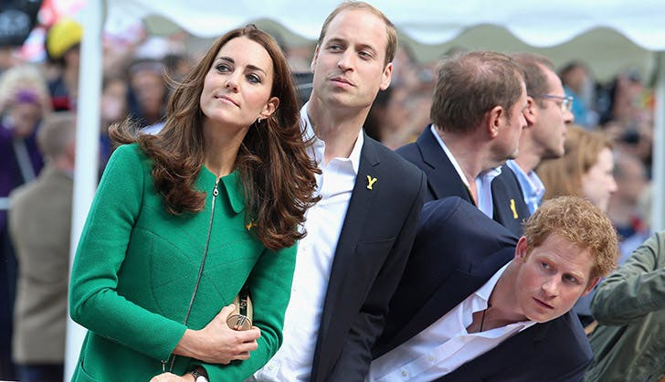 Pippa Middleton Wedding Attendees
