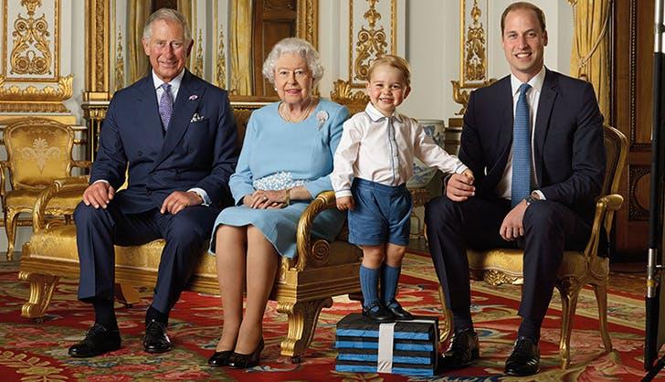 Queen Elizabeth Great Gan Gan4