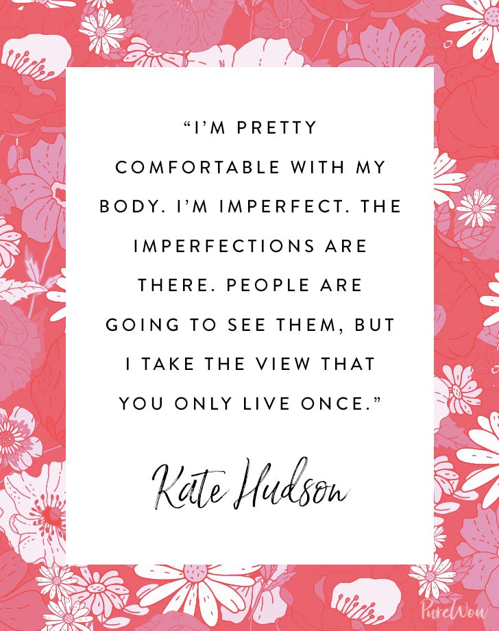 60 Honest And Inspiring Body Image Quotes PureWow Interesting Body Image Quotes