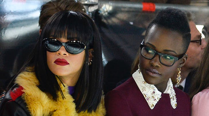 You Guys, the Rihanna and Lupita Nyongo Twitter Movie Is for Real a Go!
