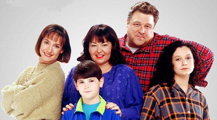 Roseanne Conner Family