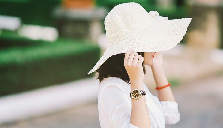 SUN COVER HAT