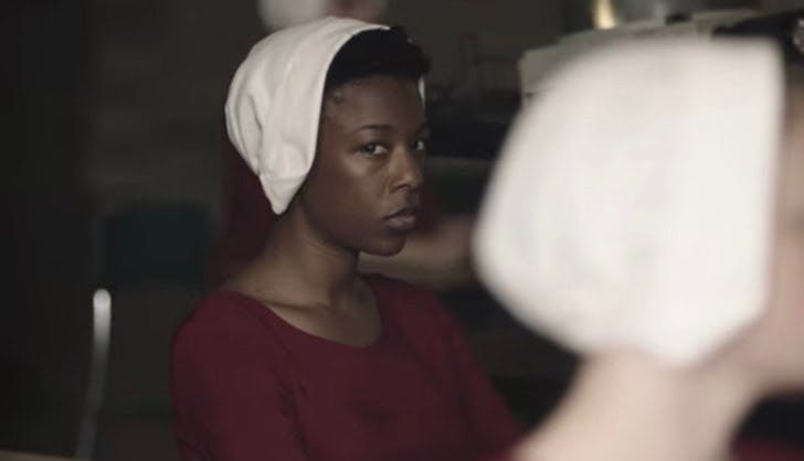 Samira Wiley The Handmaid s Tale