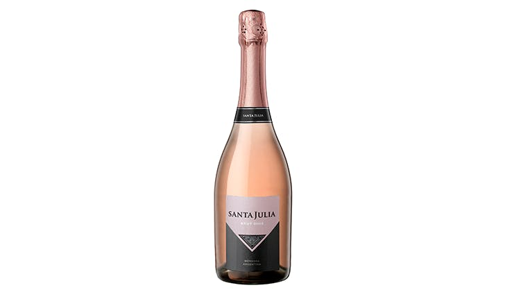 Santa Julia Brut Rose  dallas under 25