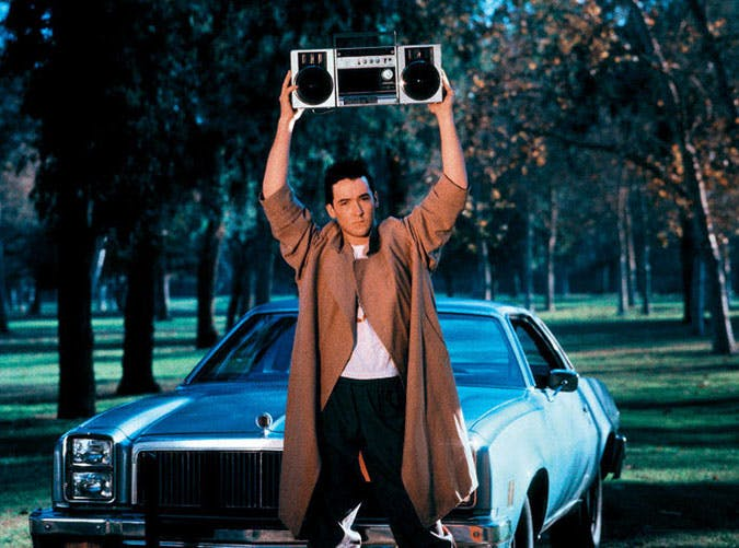 Say Anything Boom box