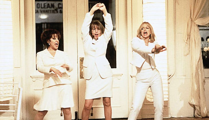 Songs and Movie Associations First Wives Club