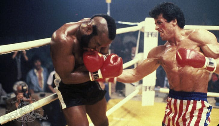 Songs and Movie Associations Rocky III