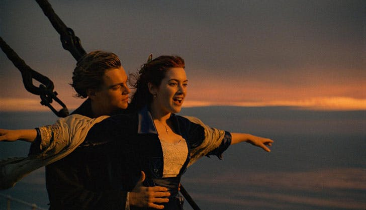 Songs and Movie Associations Titanic