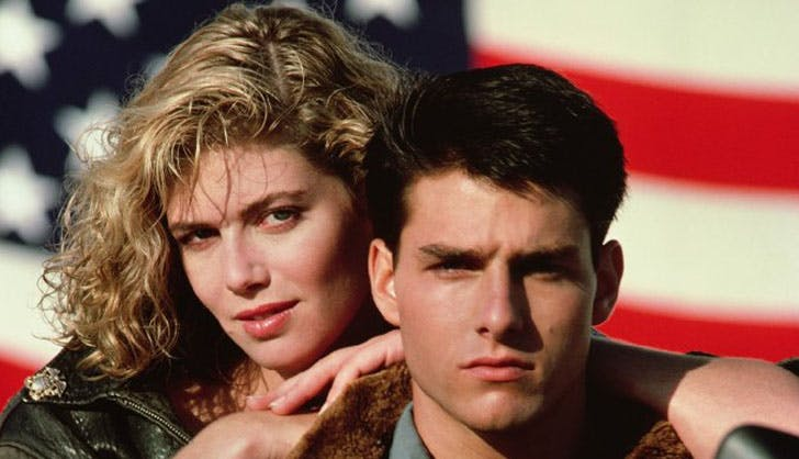 Songs and Movie Associations Top Gun