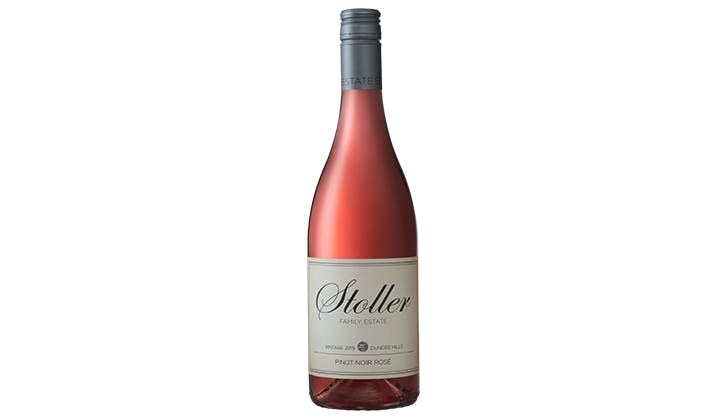 Stoller Family Estate Rose  of Pinot Noir dallas under 25