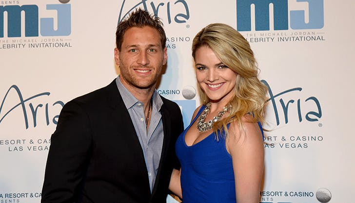 The Bachelor Juan Pablo and Nikki Ferell