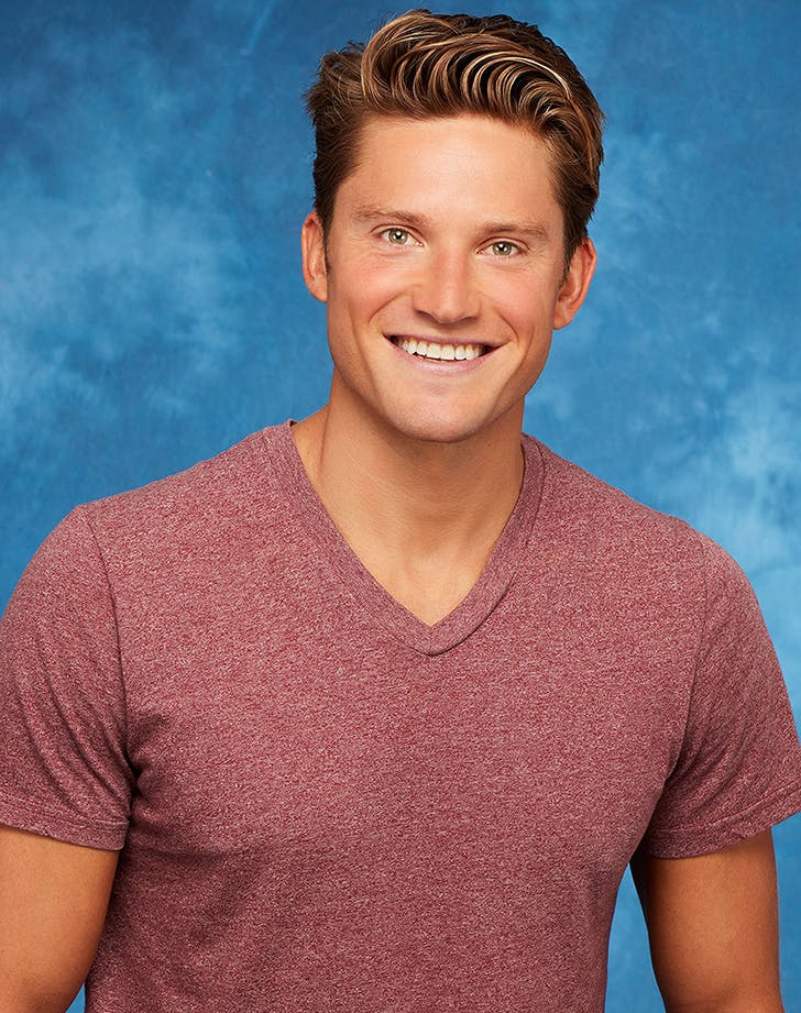 The Bachelorette Brady