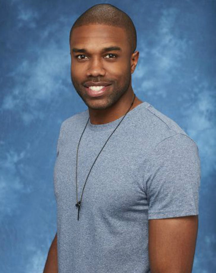 The Bachelorette Demario