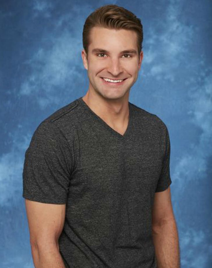 The Bachelorette Jonathan