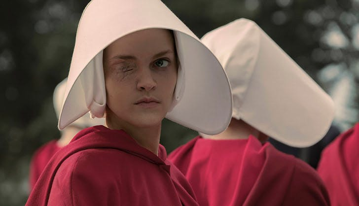 The Handmaid s Tale Madeline Brewer