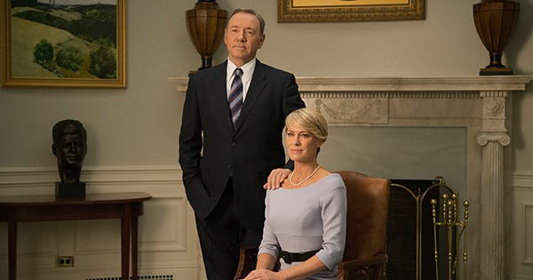 The Underwood Family House of Cards