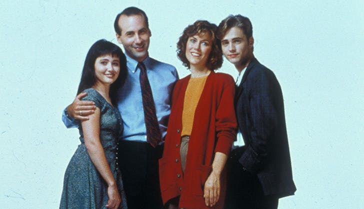 The Walsh Family Beverly Hills 90210