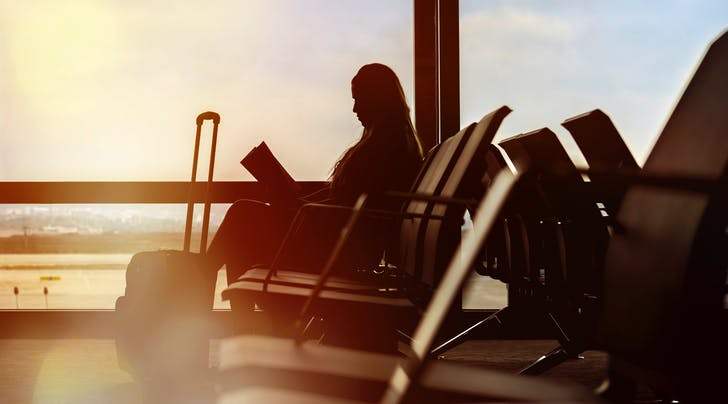 The Little-Known Reason You Should Buy Books at the Airport