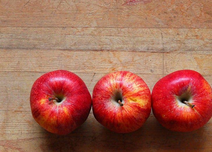 apples fruit storage