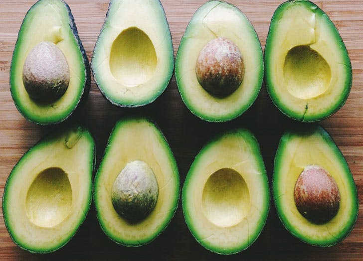avocados fruit storage