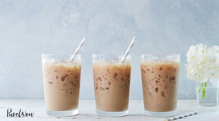 Baileys Almande Iced Latte