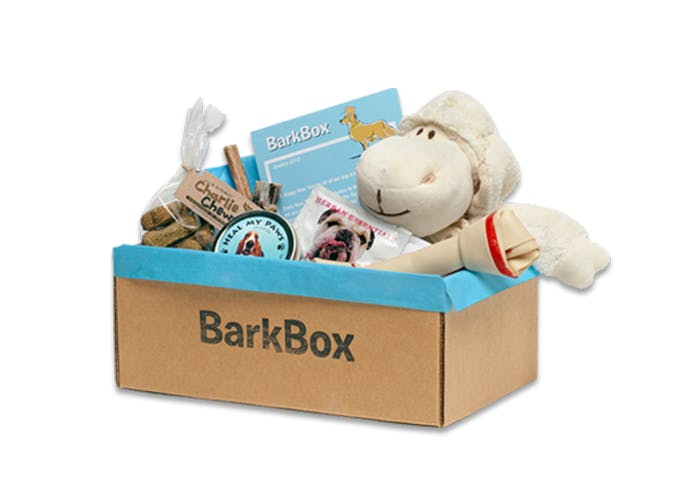 bark box subscription box