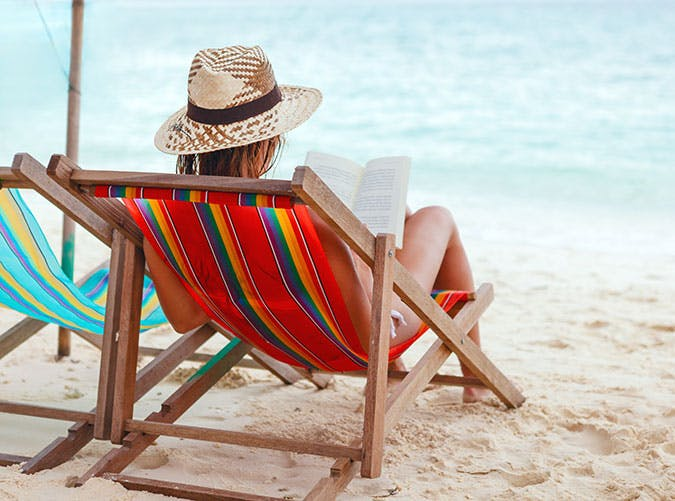 The Best Beach Reads for Your Summer Vacation