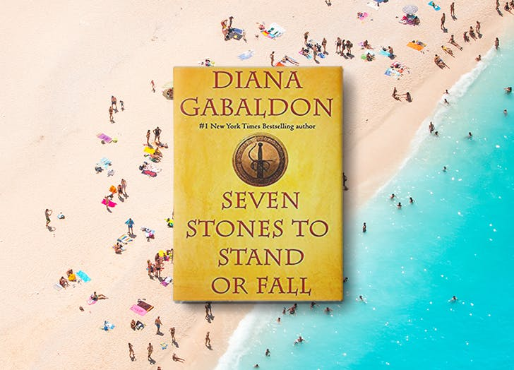 best beach reads 2017 gabaldon