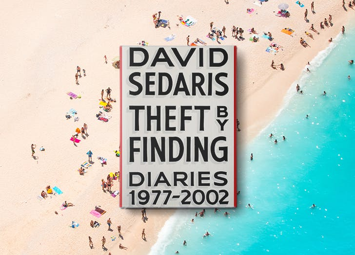 best beach reads 2017 sedaris