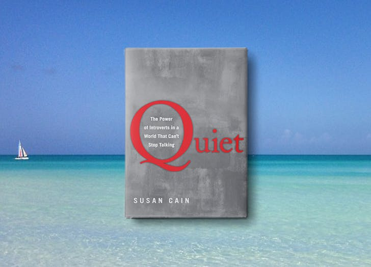 best books for introverts cain