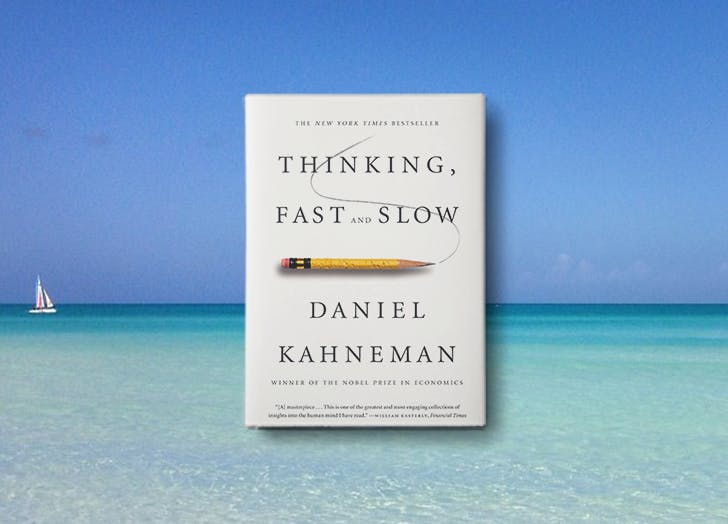 best books for introverts kahneman