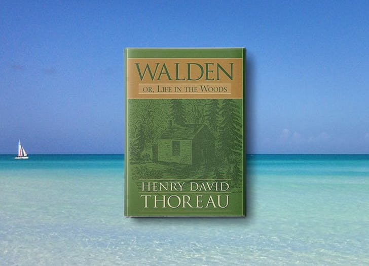 best books for introverts thoreau
