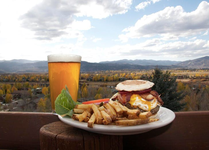 best burgers wyoming