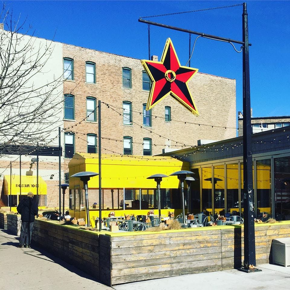 big star chicago patio restaurants