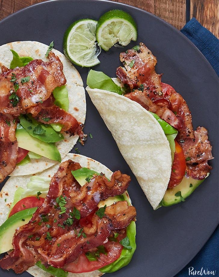 blt tacos LIST