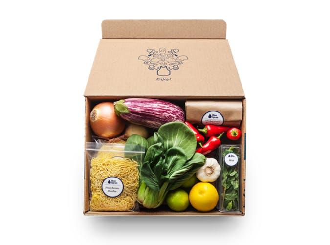 blue apron subscription box