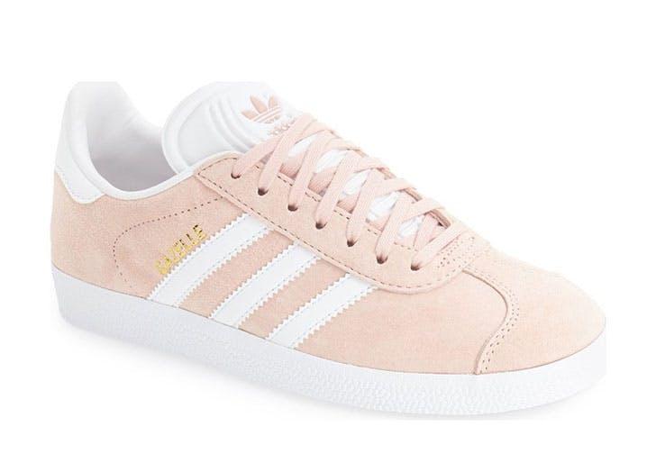 blush sneakers adidas