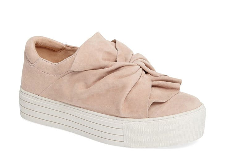 blush sneakers kenneth cole