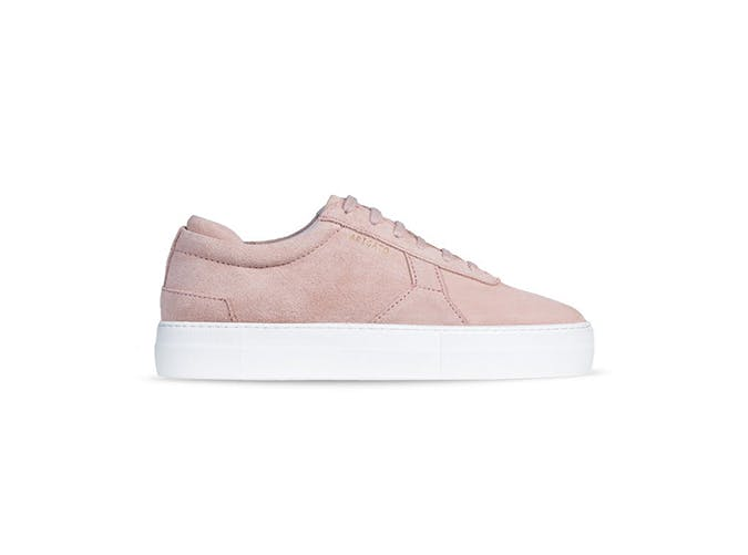 blush sneakers use