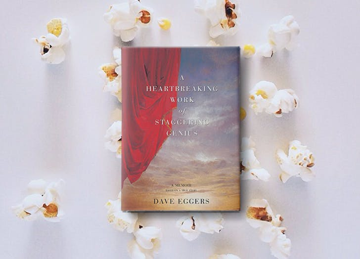 book movies eggers