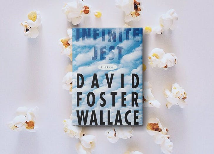book movies foster wallace