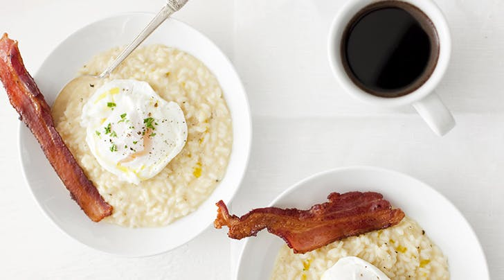 Breakfast Risotto Is Trending (and We Can't Wait to Make It at Home)