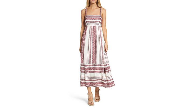 breezy maxi for humidity days