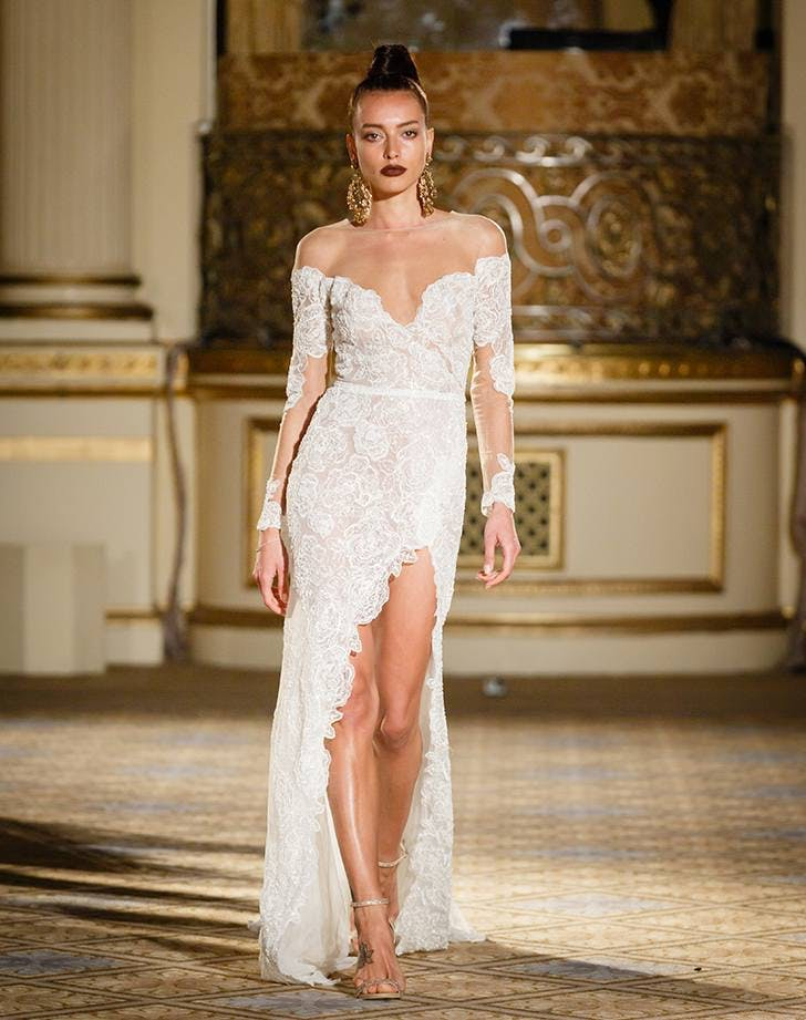 bridal fashion week spring 2017 berta