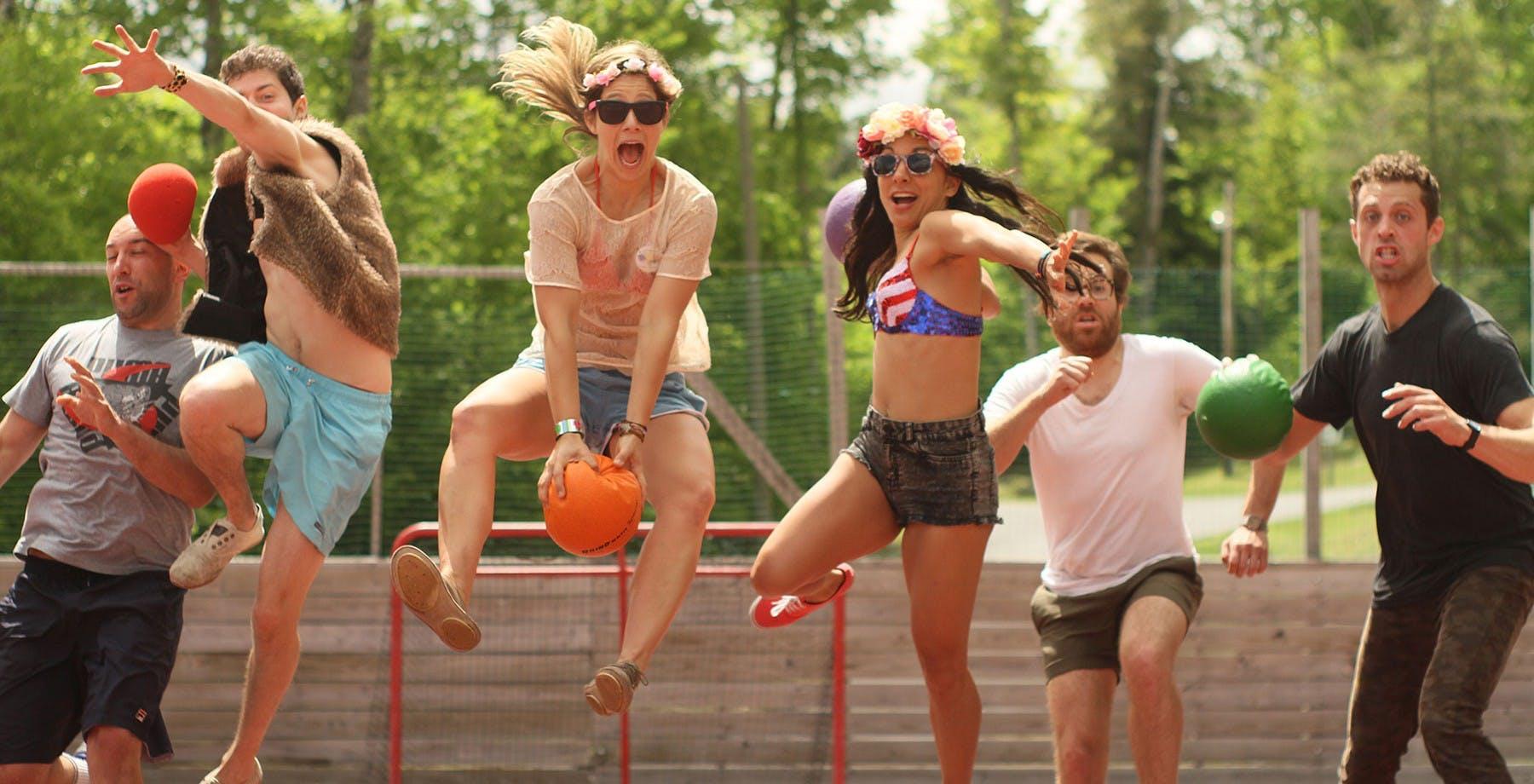 Adult fun summer