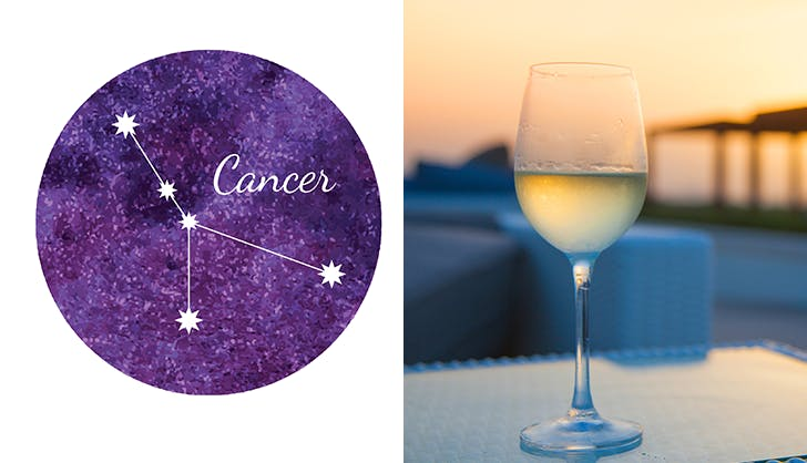 cancer riesling wine