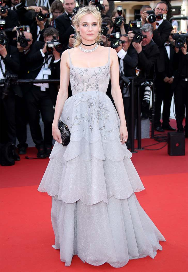 cannes film fest fashion diane kruger