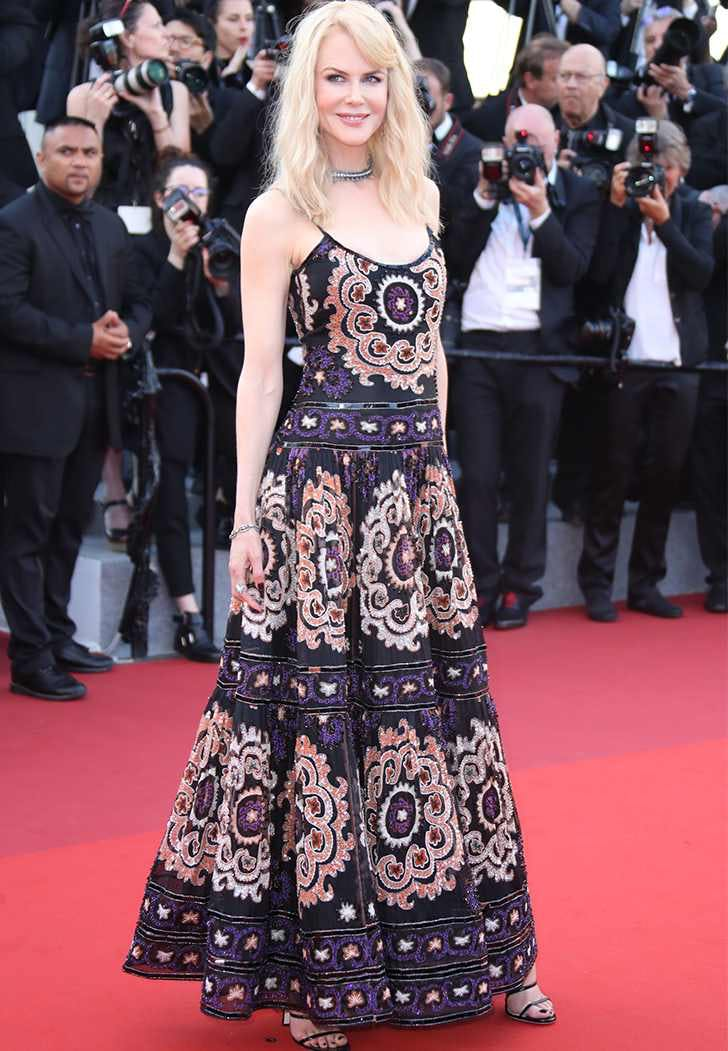 cannes film fest fashion nicole kidman