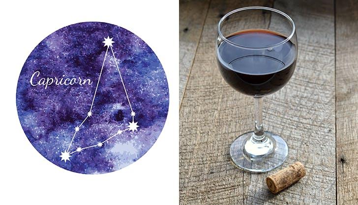 capricorn cabernet wine
